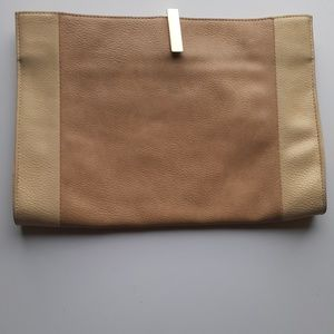 The Limited purse. Camel and tan.